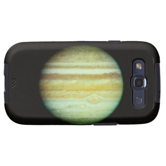Jupiter in True Colour Galaxy SIII Case