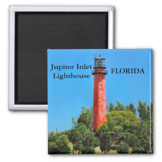 Jupiter Inlet Lighthouse, Florida Magnet