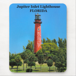 Jupiter Inlet Lighthouse, Florida Mousepad