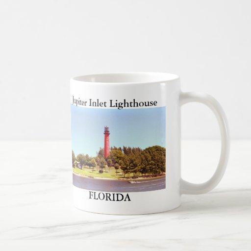 Jupiter Inlet Lighthouse, Florida Mug