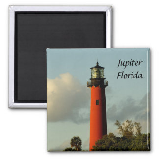 Jupiter Inlet Lighthouse Magnet