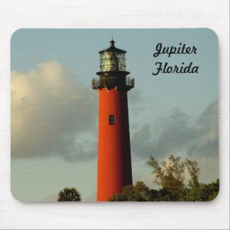 Jupiter Inlet Lighthouse Mouse Pad