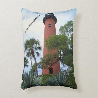 Jupiter Inlet Lighthouse & Museum Jupiter Florida Accent Pillow