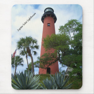 Jupiter Inlet Lighthouse & Museum Jupiter Florida Mouse Pad