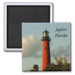 Jupiter Inlet Lighthouse Refrigerator Magnets