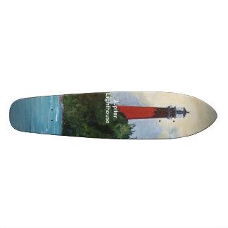 Jupiter Inlet Lighthouse Skateboard