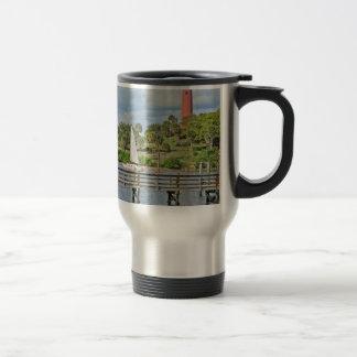 Jupiter Inlet Lighthouse Travel Mug