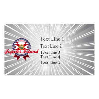 Jupiter Island, FL Double-Sided Standard Business Cards (Pack Of 100)