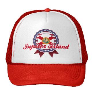 Jupiter Island, FL Trucker Hat