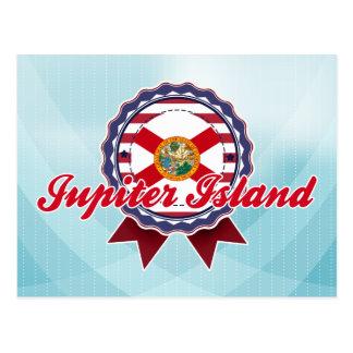 Jupiter Island, FL Postcard