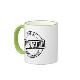 Jupiter Island Title Ringer Coffee Mug