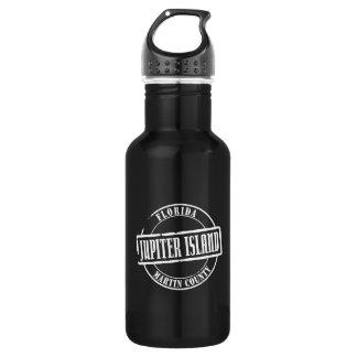 Jupiter Island Title 18oz Water Bottle