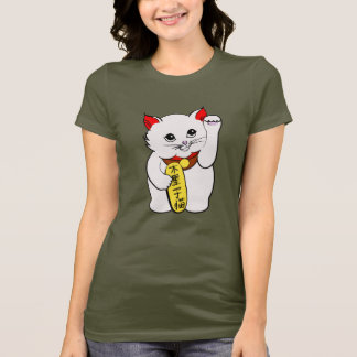 Jupiter Kitten Lucky Cat T-shirt
