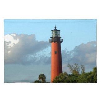 Jupiter Lighthouse placemat