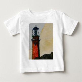 Jupiter Lighthouse Baby T-Shirt