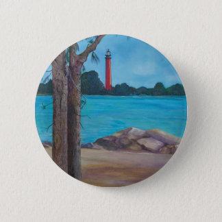 Jupiter Lighthouse Button