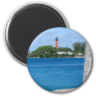 Jupiter Lighthouse from DuBois Park Magnet
