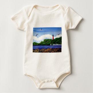 Jupiter Lighthouse III Baby Bodysuit