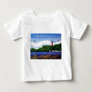 Jupiter Lighthouse III Baby T-Shirt