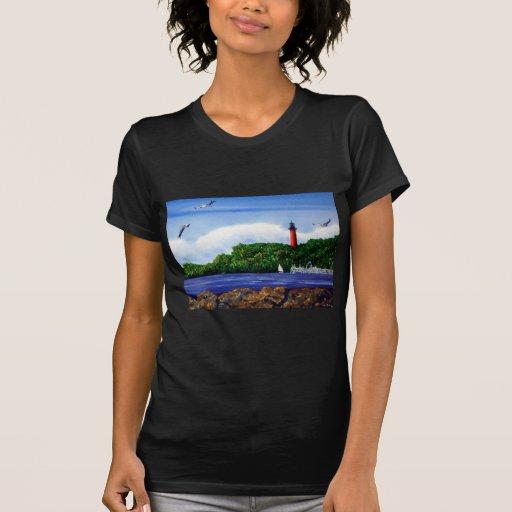 Jupiter Lighthouse III Tee Shirt