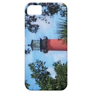 Jupiter Lighthouse iPhone SE/5/5s Case