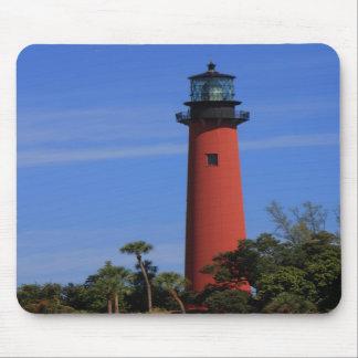 Jupiter Lighthouse IV Mousepad