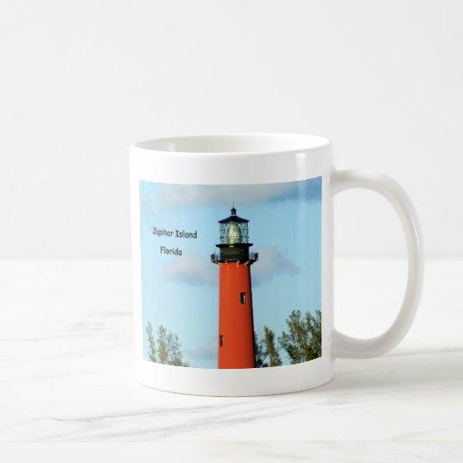Jupiter Lighthouse Mug