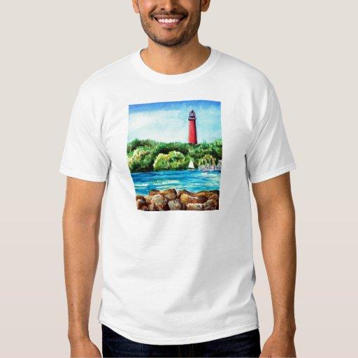 Jupiter Lighthouse T Shirts