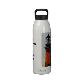 Jupiter Lighthouse Water Bottle