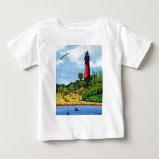 Jupiter Lighthoust II Baby T-Shirt
