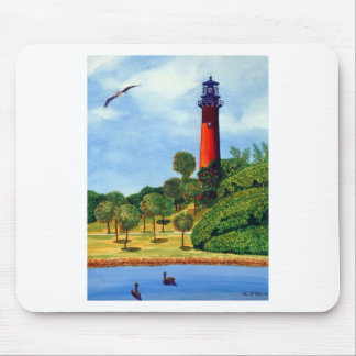 Jupiter Lighthoust II Mouse Pad