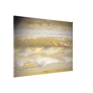 Jupiter - March 25 2007 Gallery Wrap Canvas