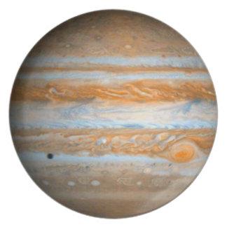 Jupiter Melamine Plate