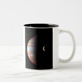 Jupiter Montage Coffee Mug