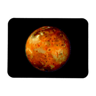 Jupiter Moon Io Space NASA Flexible Magnet