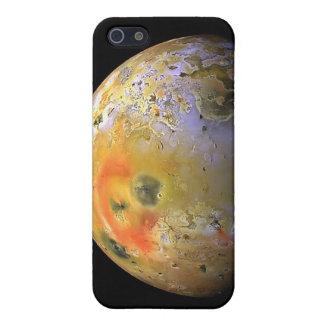 Jupiter moon Lo NASA iPhone SE/5/5s Cover