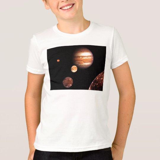 Jupiter Moons Kids Toddler & Infant Clothes T-Shirt