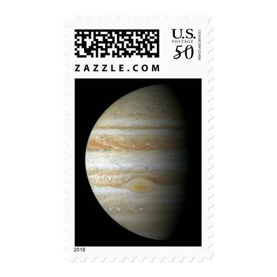 Jupiter mosiac postage