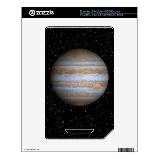 Jupiter - Multiple Products NOOK Color Skins