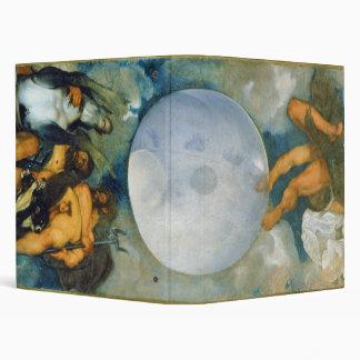 Júpiter Neptuno y Plutón por Caravaggio en 1597