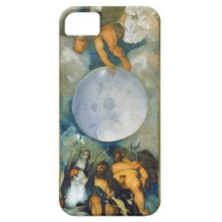 Júpiter Neptuno y Plutón por Caravaggio en 1597 Funda Para iPhone SE/5/5s