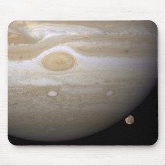 Jupiter occults Ganymede Mouse Mats