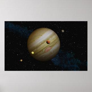 Júpiter Impresiones