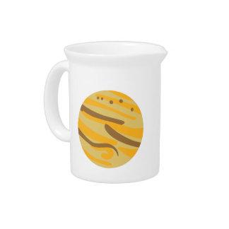 Jupiter Beverage Pitcher