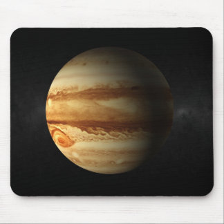 Jupiter Planet Mouse Pad