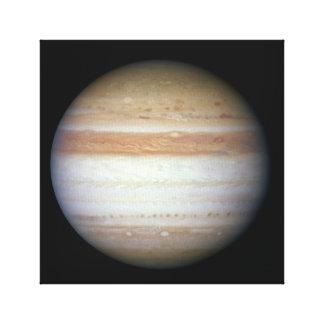 Jupiter Planet NASA Canvas Print