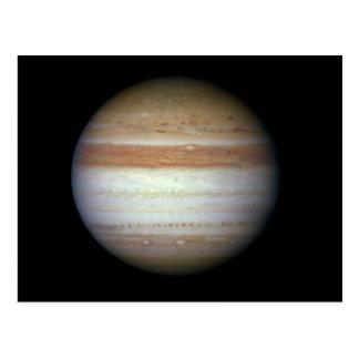 Jupiter Planet NASA Postcard