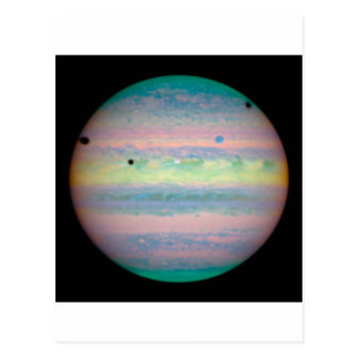 Jupiter Postcard