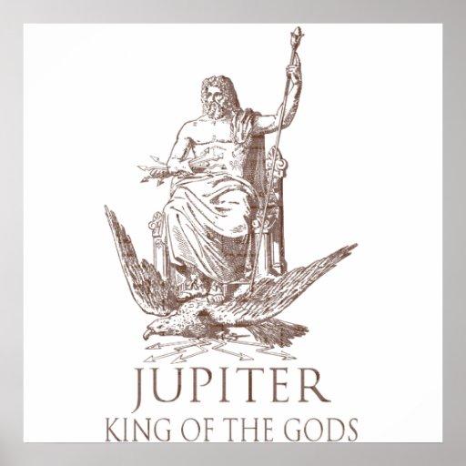 Jupiter Poster | Zazzle