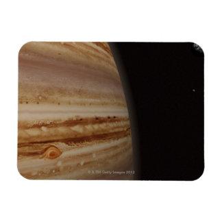 Jupiter Vinyl Magnet
